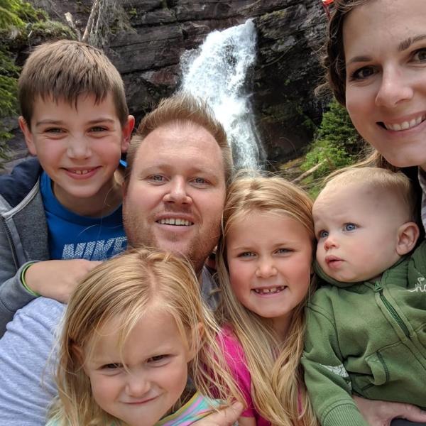 Tevya & Jill Washburn Family