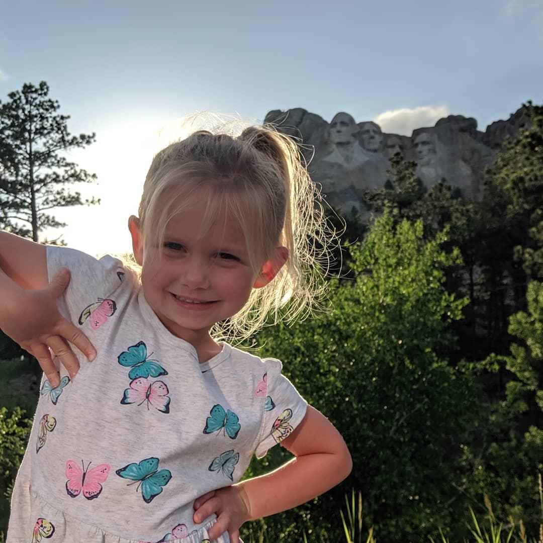 Mt. Rushmore Natl. Monument